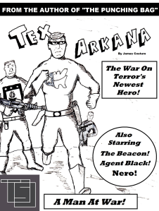 Tex Cover Art Redux 2nd Edition